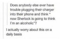 Ya I'm just like ha Sherlock u were wrong!