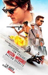 Misión Imposible: Nación Secreta(Mission: Impossible - Rogue Nation,2015) Vista el12-dic-15