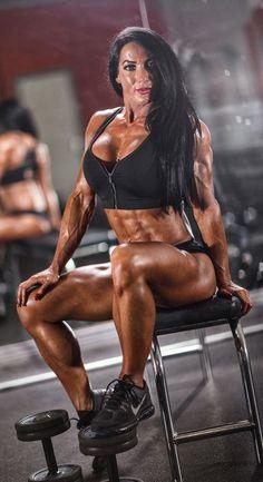 Ria Ward - Hottest Fitness Women