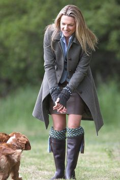 Country style #country #tweed #coat