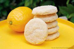 Recipe: Lemon Mascarpone Cookies - Photo by Nicole Sipe (UrbanFarmOnline.com)