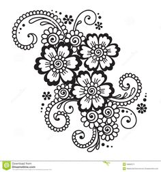 Find the desired and make your own gallery using pin. Drawn mehndi henna flower - pin to your gallery. Explore what was found for the drawn mehndi henna flower Henna Hand Designs, Henna Flower Designs, Mehndi Flower, Simple Mehndi Designs, Henna Tattoo Designs, Henna Tattoos, Art Tattoos, Arte Mehendi, Henna Mehndi