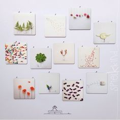 Spielkkind Artworks Now on Picpack Magnets: Shop Here! Magnets, Kids Room, Gallery Wall, Presents, Scrapbook, Frame, Instagram Posts, Blog, Diy