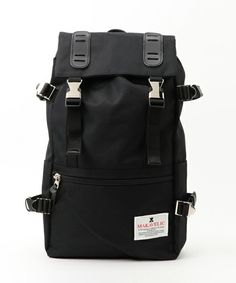 【MAKAVELIC】TRUCKS DOUBLE BELT DAYPACK[MEDIUM](バックパック/リュック) MAKAVELIC(マキャベリック)のファッション通販 - ZOZOTOWN