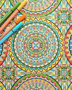 2016 Coloring Calendar The Super Awesome Book MorrisonJaneColoring BooksMandalaCalendar