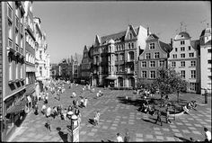 Rostocker Boulevard 1989