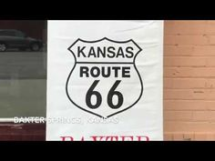 Get your kicks on Route 66 in Kansas! Us Travel, Travel Tips, Senior Trip, Discount Travel, Funny Stories, Route 66, Kansas, Travel Photography, Kicks