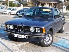 Resultado de imagen para BMW 320 1980