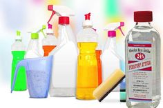 These DIY Homemade Cleaners Recipes will save you lots of money and we have rounded up the best collection with plenty of Pinnable Charts. Cleaning Solutions, Cleaning Hacks, All Natural Cleaners, Neutral, Making Life Easier, Household Cleaners, Household Tips, Cleaners Homemade, Green Cleaning