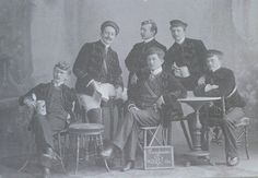 Fraternity, Leipzig, Cards
