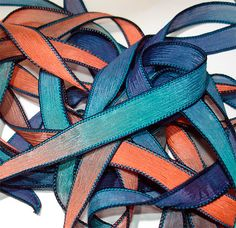 Suspicions 42 inch silk ribbon By Color by ColorKissedSingles, $3.00