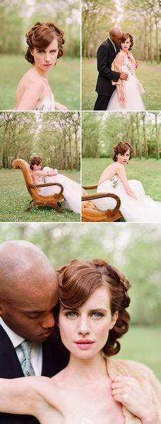 Elizabeth Messina Series for Bride & Bloom