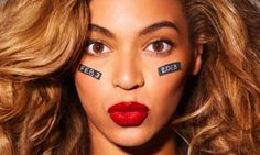 Beyonce is ready for her Super Bowl appearance
