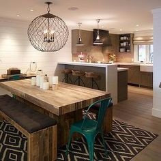 Great open concept space