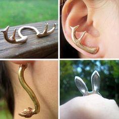 (36) Fab.com   Adorably Animalistic Jewelry