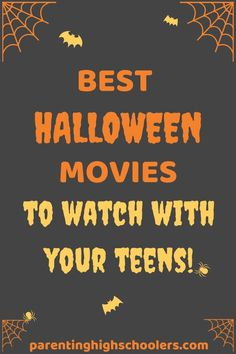Some great movies to watch as family for the Halloween season. Most of these are more campy than scary. FREE printable list to keep track of the ones you have seen. You might want to add some of the scary ones! Funny Love, Really Funny, Halloween Movies To Watch, Halloween Movies For Tweens, Charlie Brown Movie, Movies To Watch Teenagers, Holiday Movie, Holiday Fun, Birthday Party For Teens