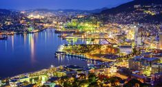 Nagasaki is near to my old hometown Sasebo, Kyushu in Japan Nagasaki, Aesthetic Photography Nature, Kyushu, Lonely Planet, Japan Travel, Nice View, Traveling By Yourself, Travel Tips, Places To Visit