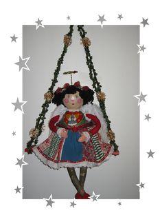 Celeste - Art Doll created by Alexandra Graça