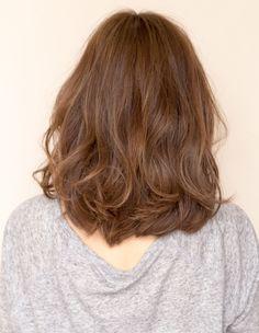 Henna Dale color a tu cabello sin dañarlo! Medium Hair Cuts, Short Hair Cuts, Medium Hair Styles, Curly Hair Styles, Haircut Medium, Short Styles, Haircut Short, Haircut Styles, Haircuts For Wavy Hair