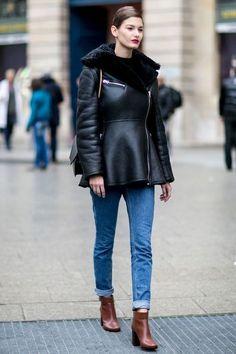 STREETSTYLE. 10 looks inspirants repérés sur les défilés Haute Couture - L'Express Styles