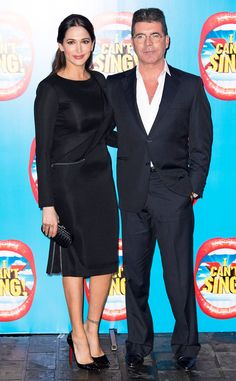 Simon Cowell hit the red carpet with his baby mamma in spexy style! Gotta love his sophisticated perfectly round specs!