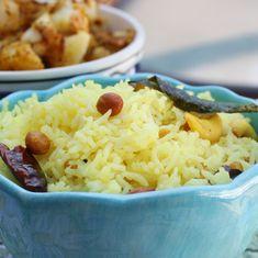 Lemon Rice (South Indian)