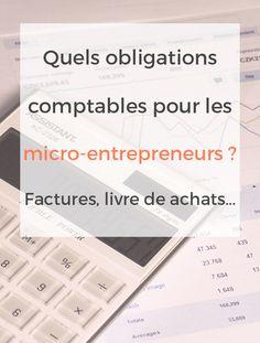 Organisez votre comptabilité en tant que micro-entrepreneur ! Micro Entrepreneur, Business Entrepreneur, Community Manager Freelance, Vash, Budgeting Finances, Buisness, Business Planning, Entrepreneurship, Ecommerce