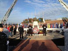 National Fallen Firefighter Foundation Memorial Park, Firefighting, Fire Department, Foundation, Fair Grounds, Street View, Memories, Fall, Travel
