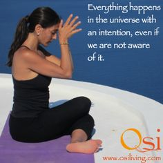 """Everything happens in the #universe with an #intention, even if we are not aware of it."" #quote #inspiration #truth #spirituality"