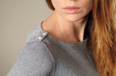 3/4 Sleeve Shirt 100% Cotton