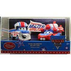 disney pixar cars kmart rocket mater   Disney Pixar Cars - TOON - Disney Store EXCLUSIVE - Mater The Greater ...