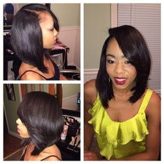 Enjoyable Follow Me Bobs And Asymmetrical Long Bobs On Pinterest Short Hairstyles Gunalazisus