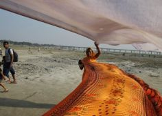 PHOTOS: This Is How The Sari Is Tied In 14 Indian States