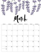 Free Printable Calendar 2020 – Floral – Paper Trail Design – The best ideas Printable Calendar 2020, Cute Calendar, Print Calendar, Calendar Pages, Desk Calendars, 2021 Calendar, Desk Organization Diy, Calendar Organization, Diy Desk