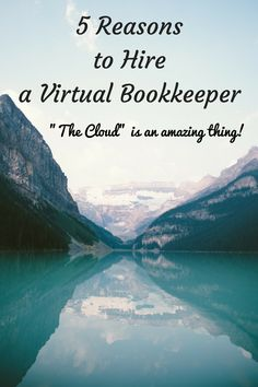 Virtual bookkeeping for your small business1. It's a huge time saver for your business. Whether you are a salon owner, chiropractor, or any s