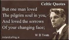 """Old Irish Sayings 