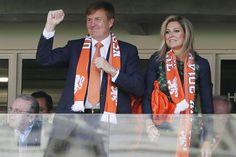 Copa del Mundo: la reina Máxima festejó el triunfo holandés - Mundial Brasil 2014 - canchallena.com