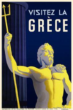 Visit Greece: Poseidon