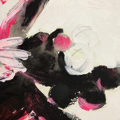 Beginnings - getting to the studio. Art, Painting, Print, Rainy Day