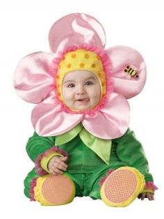Flower Costumes for Baby