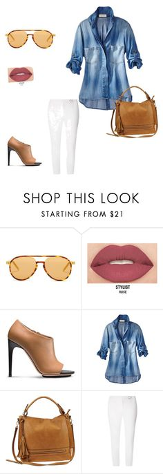 """""""Just for the shades"""" by trendsetter-789 on Polyvore featuring Tomas Maier, Smashbox, Calvin Klein, Urban Expressions and Dorothy Perkins"""