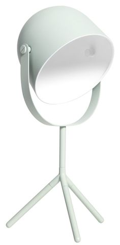 Grøn Flexa Monty Bordlampe - Ny smart lampe fra Flexa designet af Charlotte Høncke i bløde pastelfarver. Passer perfekt til Flexa Play møbleserien.