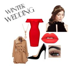 """""""I tried😁"""" by dancequeen247 ❤ liked on Polyvore featuring Posh Girl, Lime Crime, LE VIAN and Jennifer Behr"""
