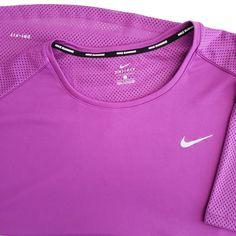 5a5b895e1827b Athletic   Sportswear · Nike Womens Purple Shirt Top 3X XXXL Plus Size Dri  Fit Activewear Short Sleeve  Nike