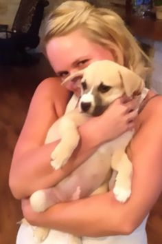 """Miranda Lambert The country superstar and hubby Blake Shelton recently brought home Emmy Lou, a dog they rescued themselves. """"Ok ok I know I need to stop,"""" Lambert tweeted in May. """"But she was in a ditch!"""""""