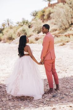 The couple traveled to Morocco with renowned photographer Stanley Babb to capture these jaw-dropping photos. Engagement Photo Outfits, Engagement Shoots, Engagement Announcement Photos, Black Love Couples, Black Bride, Tears Of Joy, Wedding Styles, Wedding Ideas, Wedding Moments