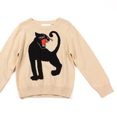 Mini Rodini - Panther sweater