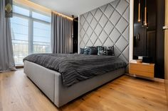 Modern Classic, Home Office, Mattress, Studio, Bed, Room, Furniture, Home Decor, Stairs