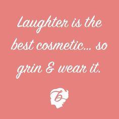 Grin & Wear It! Benefit Cosmetics