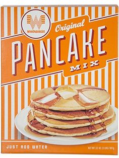 Whataburger Original Pancake Mix 32oz Box (Pack of 3) * Insider's special offer that you can't miss : baking desserts recipes